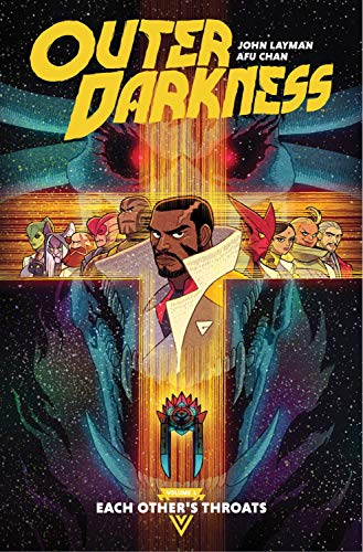 Pdf Graphic Novels Outer Darkness Volume 1: Each Other's Throats