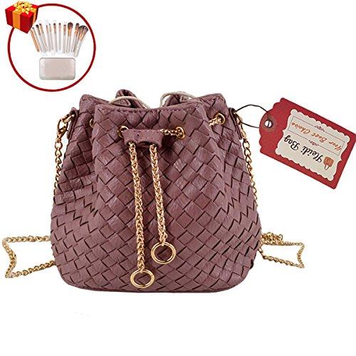 Drawstring Hobo Bag Pattern - 4