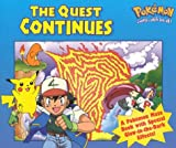 The Quest Continues, Golden Books Staff, 0307102440