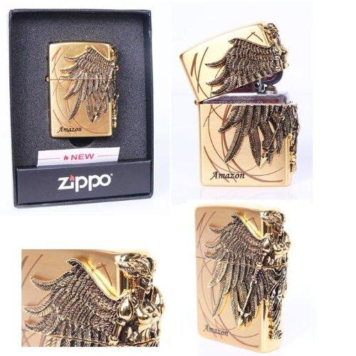 Zippo Amazon GENUINE ORIGINAL Packing product image