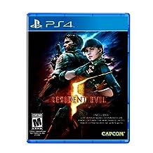 Capcom PS4 Resident Evil 5 HD