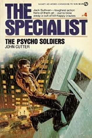 book cover of The Psycho Soldiers