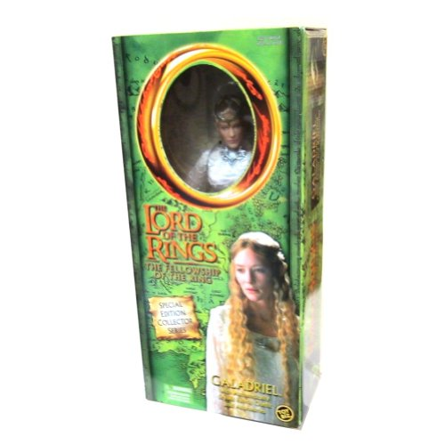 The Lord of the Rings: The Fellowship of the Ring - GALADRIEL - Special Edition Collector Series 12