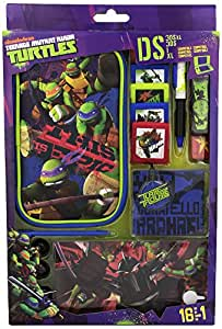 Kit 16 Accessori Ninja Turtles All Ds [Importación Italiana ...