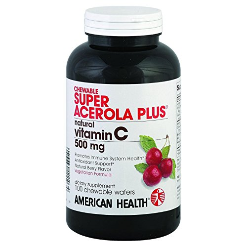 American Health Acer.Plus 500mg - Vitamin Acerola Plus