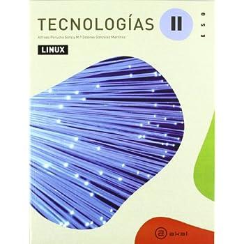 Tecnologías II Linux. Libro del Alumno (Enseñanza secundaria) - 9788446034018