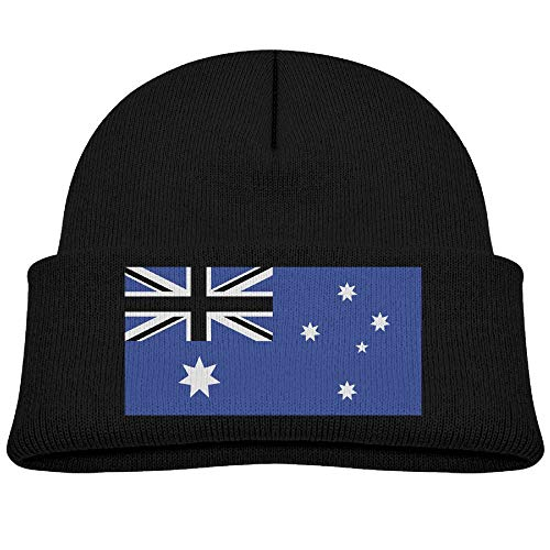 - Australia Flag Baby Boy Winter Warm Hat, Lovely Knit Beanies Cotton Cap for Girls and Boys