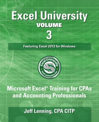 Excel University Featuring Accounting Professionals