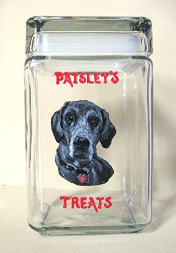 Personalized Dog Treat Jar - 7
