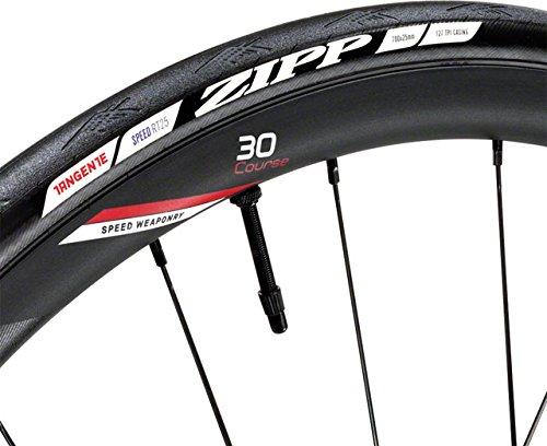 Zipp Speed Shop (Zipp Tangente Speed Tire - Tubeless Black, 700 x 25mm)