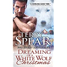 Dreaming of a White Wolf Christmas
