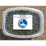 Aquatic Arts Invertebrate Pellets for Shrimp, Crayfish, Crabs, Snails and More