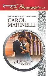 A Legacy of Secrets (Sicily's Corretti Dynasty Book 1)