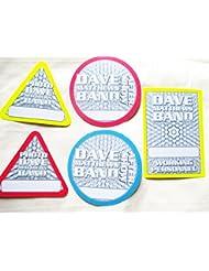 5 2002 Dave Matthews Band Satin Backstage Passes Spring Tour