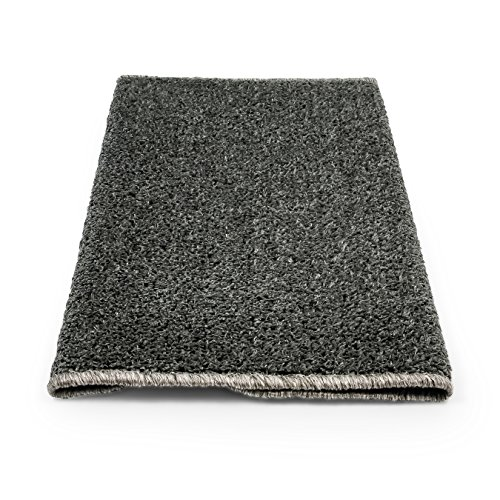 Camco-42939-RV-Step-Rug-Premium-Wrap-Around-Turf-Material-22-x-20-Gray