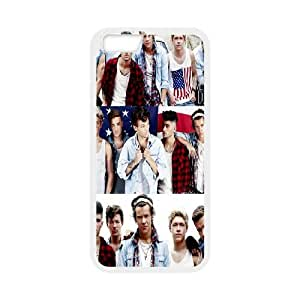 """Popular one direction music band for fans series protective cover For Apple Iphone 6,4.7"""" screen Cases 1D-Muisc-9I23550"""