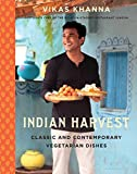 img - for Indian Harvest: Classic and Contemporary Vegetarian Dishes book / textbook / text book