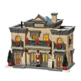 Department 56 Snow Village Nutcracker Playhouse Miniature Lit Building