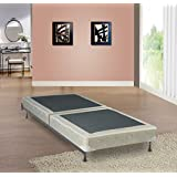 Continental Sleep Fully Assembled Split Box Spirng, Size Twin