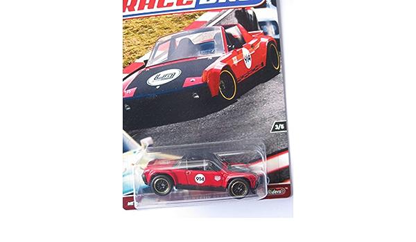 2017 Hot Wheels Car Culture Race Day #3 Porsche 914-6