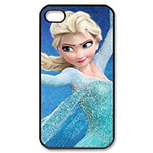 C-EUR Customized Print Frozen Pattern Back Case for iPhone 4/4S