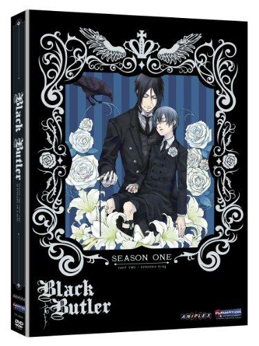 black butler season 1 part 2 - 1