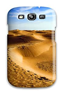 New Premium Galaxy Case Cover For Galaxy S3 Desert Protective Case Cover