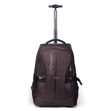 Maleta con forma de maleta para equipaje de mano aprobada por el Trolley,Mochila funcional