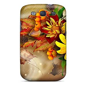 EozTIWo1470aqMLZ Fall Adventure Fashion Tpu S3 Case Cover For Galaxy by supermalls