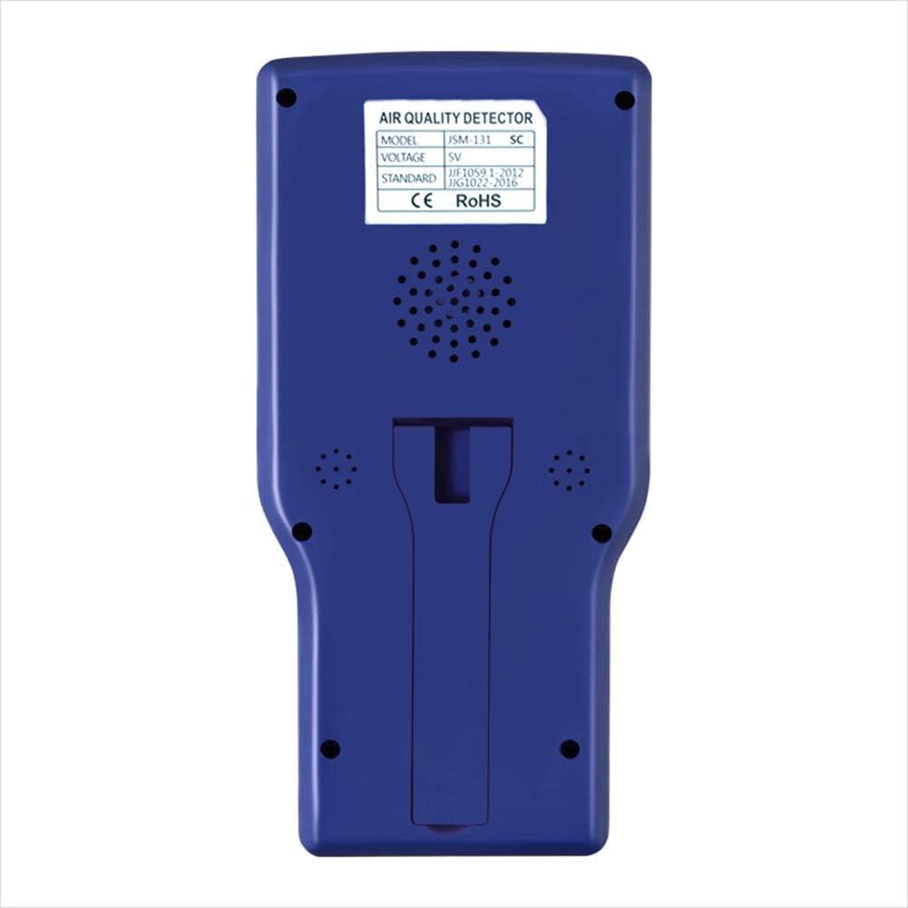 Professionnel Multifonctionnel du Dioxyde De Carbone Qualit/é De Lair Moniteur Mini Protable CO2 Ppm M/ètres D/étecteur De Gaz Analyseur