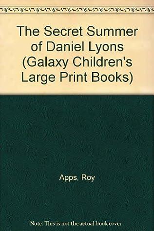 book cover of The Secret Summer of Daniel Lyons