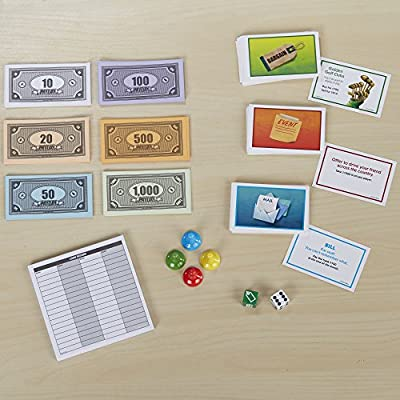 Pay Day Game: Hasbro: Toys & Games