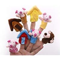 Marionetas de dedos