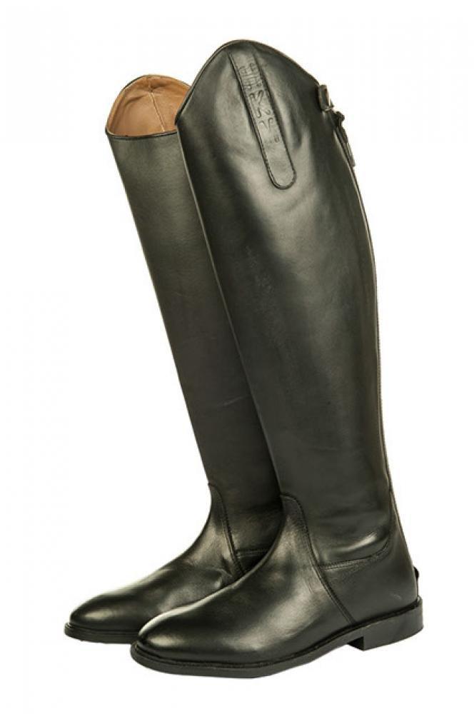 HKM Reitstiefel --,Soft Leder, normal extra weit