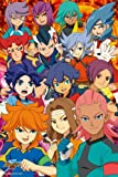 Battle-rival 500-L133 you place a football Inazuma Eleven GO 500 Large piece real (japan import) by ensky