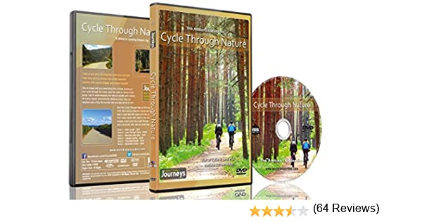 Cycle Through Nature-Virtual Cycle Experience - for indoor walking ...