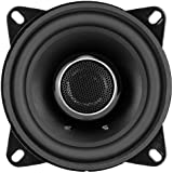 Planet Audio SC42 3 Ohm 4-Inch 2-Way Speaker System - Set of 2