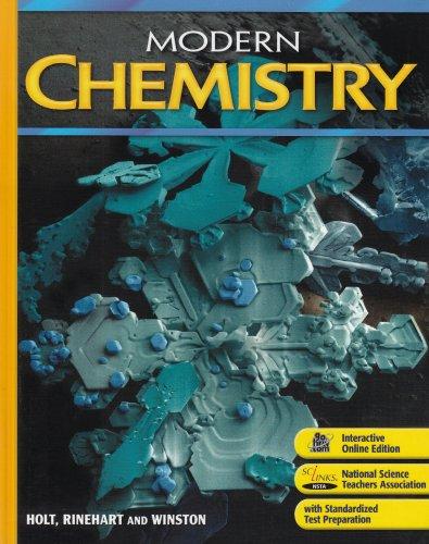 Modern Chemistry: Student Edition 2009