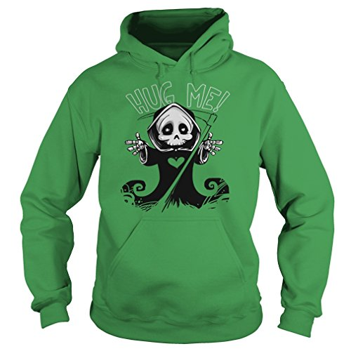Offensive Non Costumes (Hug Me Devil Skull Death Horror Halloween Costume)