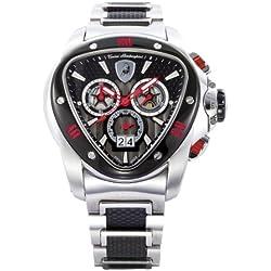 Tonino Lamborghini 1114 Spyder Men's Chronograph Watch