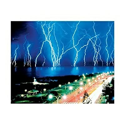 Springbok Lightning Storm 1000 Piece Jigsaw Puzzle By Springbok