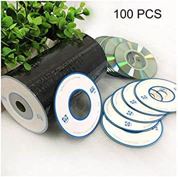 Pack de 100, Mini CD-R- vierge 8cm, 225 Mo / 25 Minutes: Amazon.es ...