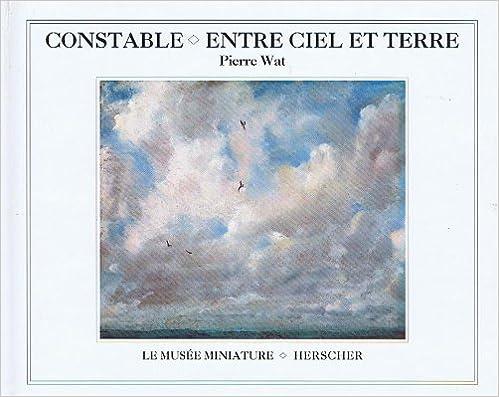 Livre gratuits Constable, entre ciel et terre pdf epub