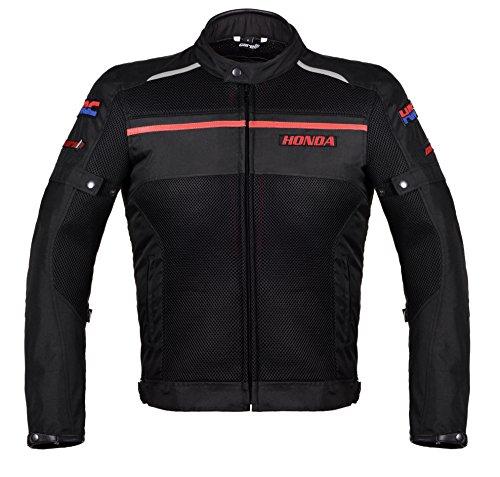 Leather Honda Motorcycle Jacket - 6