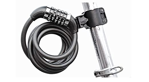 Amazon Com Lw Bicycle Lock Line 4 Foot Bicycle Cable Basic