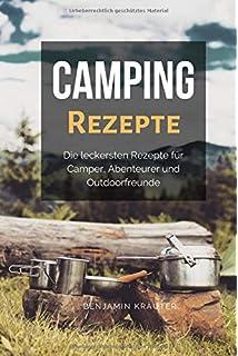 Bothe Camping-Kochbuch über 100 leckere Rezepte für unterwegs NEU Rezeptbuch