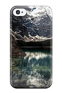 Cute Appearance Cover/tpu QtdyjzP708RGcHS Majestic Mountains Artistic Earth Nature Other Case For Iphone 4/4s