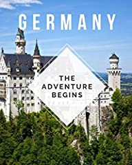 This handy Germany travel journal was designed to help you cover up your next trips and along with that has:                Packing Check List         Bucket List         Trip Planner         Budget Planner & Expense Tracker...