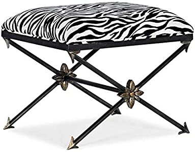 Hooker Furniture Sanctuary Zebre Bed Bench