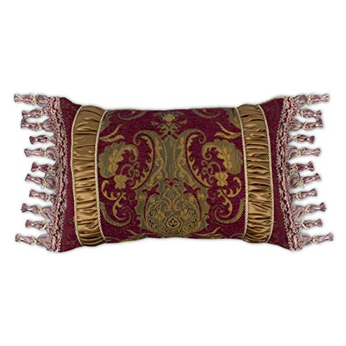 Kline Pattern Sherry (Sherry Kline China Art Red Boudoir Pillow)